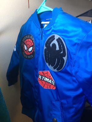 Marvel Spider Man kids jacket for Sale in Minot, ND