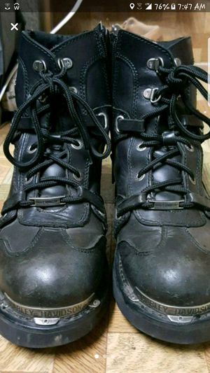 Harley Davidson Boots sz.9.5 for Sale in Vancouver, WA