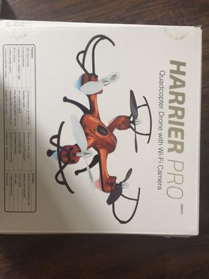 Harrier Pro Drone with WiFi camera for Sale in Stockbridge, GA