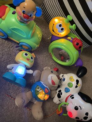Baby learning toys for Sale in Aurora, IL