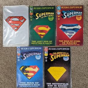 50 Comic Book Lot - Superman, Avengers, Simosons for Sale in San Ramon, CA