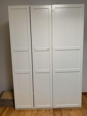 Tall White Wardrobe for Sale in Brooklyn, NY