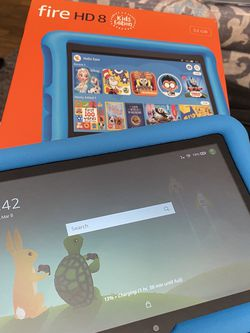 Amazon Fire HD 8 kids Edition - 10th gen for Sale in Portland,  OR