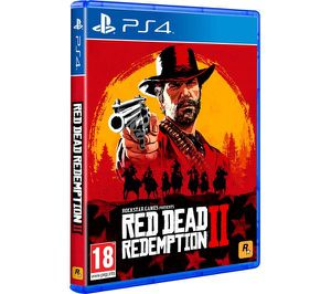 Red Read Redemption 2 (PS4) for Sale in Fort Washington, MD