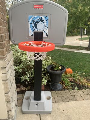 Basketball hoop adjustable for Sale in Bolingbrook, IL