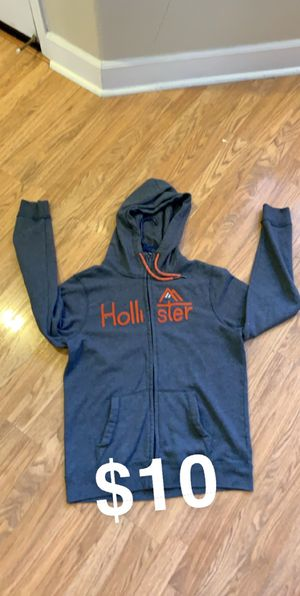 Brand new Hollister hoodie Size:L for Sale in Sacramento, CA