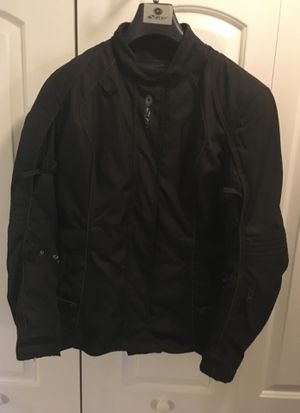 XL Woman's Star motorcycle Jacket Yamaha Apparel for Sale in Oldsmar, FL