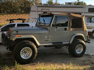 1991 Jeep Wrangler for Sale in Palmdale, CA