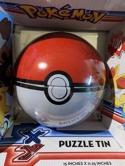 Pokémon Puzzle Tin for Sale in Orlando,  FL