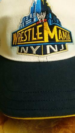 WWE WRESTLEMANIA 2013 CAP for Sale in Fairmont,  WV
