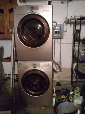 Kenmore washer and dryer set for Sale in Vallejo, CA