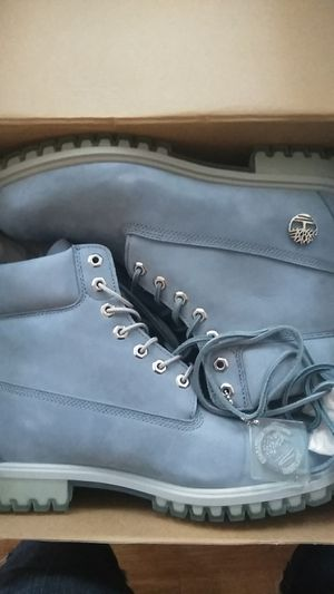 Timberland BT Blue (10.5) M for Sale in Baltimore, MD