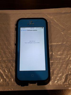 Apple iPhone 5 MD655LL/A White 16GB Unlocked Clean icloud/IMEI ATT/Verizon for Sale in Sanger, TX