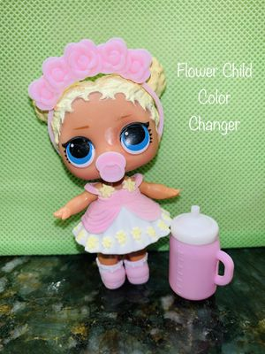 Color Changer Flower Child LOL Surprise Doll for Sale in Miami, FL