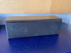 Polk Audio Center Channel for Sale in Lake Forest, CA