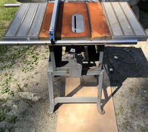 Model 10 Contractors Saw for Sale in Issaquah, WA