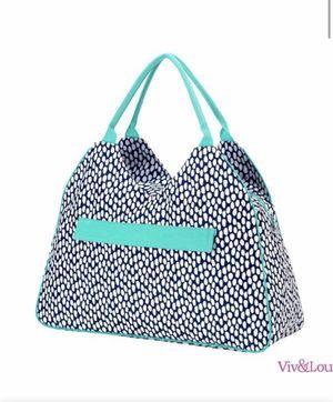 Viv & Lou Beach Bag in Tide Pool pattern. Brand New. for Sale in Dallas, TX