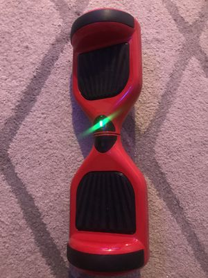 Hoverboard Red ( Brand New ) in Original Box Serious Buyers Only $100 Cash Only for Sale in Cherry Hill, NJ