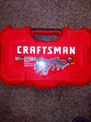 Brand New Unopened Craftsman Tool set and box for Sale in Tulsa, OK