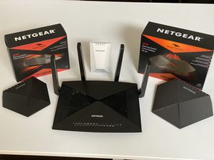 Netgear Nighthawk 10Gbps Home Network for Sale in Seattle, WA