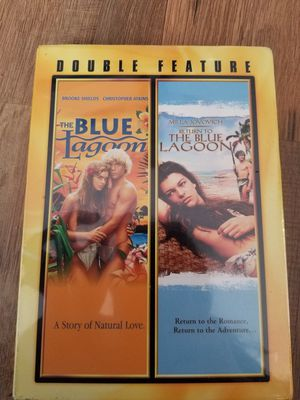 DVDs The blue lagoon collection for Sale in Albuquerque, NM