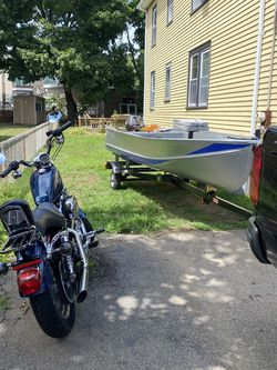 14' Aluminum Bass Boat for Sale in Weymouth,  MA