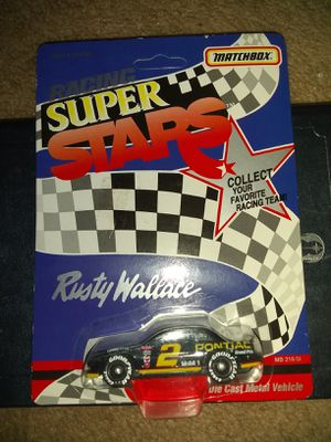 Rusty Wallace Nasxar Toy for Sale in Virginia Beach, VA