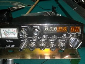 Galaxy CB radio for Sale