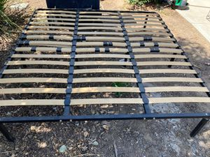 King size bed frame for Sale in Dinuba, CA