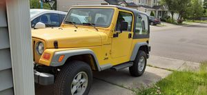 Jeep Wrangler for Sale in Vancouver, WA