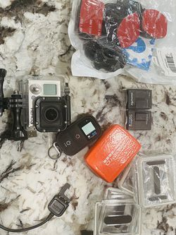 GoPro Hero3 Black Bundle for Sale in Vancouver,  WA