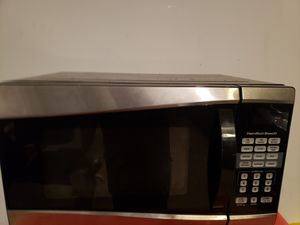 Hamilton Beach Microwave for Sale in New Windsor, MD