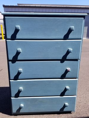 Vintage 1960's Wooden Dresser for Sale in Woodburn, OR