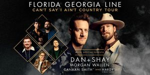 Florida Georgia Line Lawn Tickets - Darien Lake August 24th for Sale in Amherst, NY