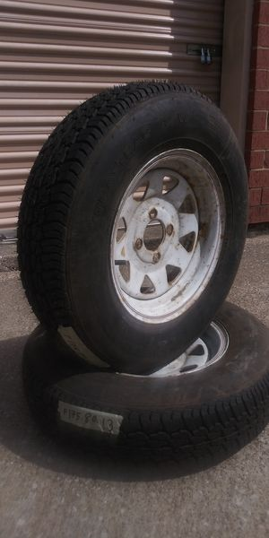 R 175/80/13 brand new tires for Sale in Garland, TX
