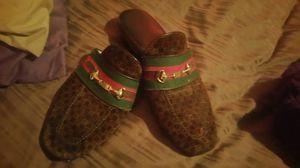 Gucci slippers for Sale in Baton Rouge, LA