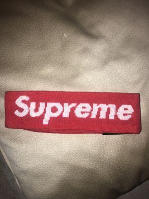 Authentic supreme headband for Sale in Glenview, IL