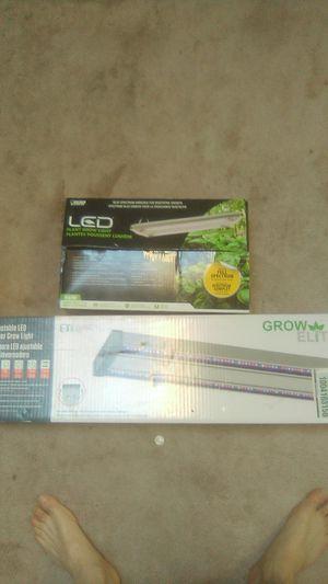 Led plant grow lights for Sale in Santa Cruz, CA