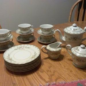 Vintage China Tea Set for Sale in Trenton, NJ