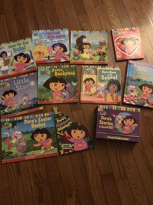 14 Dora the explorer books for Sale in Carol Stream, IL