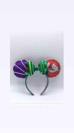Ariel light mouse ears for Sale in La Puente, CA