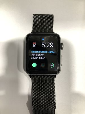 Apple Watch series 2 42mm for Sale in Mission Viejo, CA