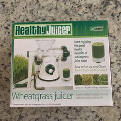 Wheatgrass Juicer for Sale in Cedar Park,  TX
