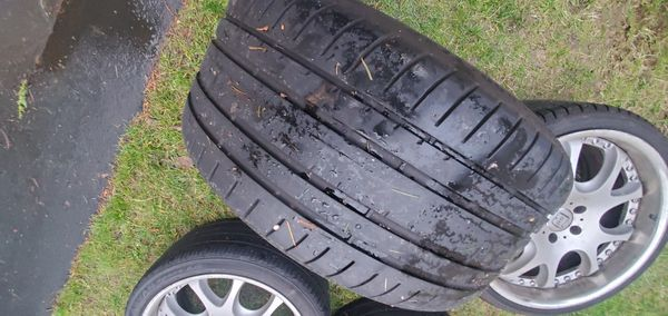 Mercedes Benz amg forged wheels brabus