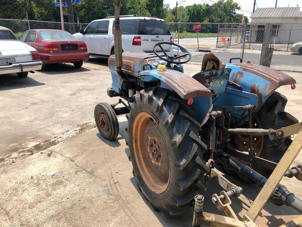 Tractor e23