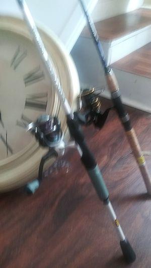 Fishing pole for Sale in Hudson, FL