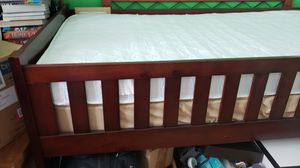 Twin bed and mattress for Sale in San Leandro, CA