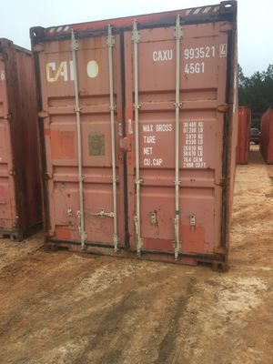 Shipping container for Sale in Poplarville, MS