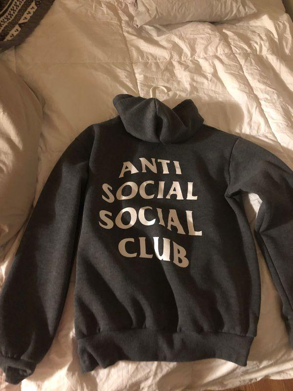 Anti Social Social Hoodie