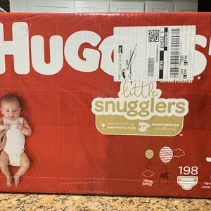 Huggies Size 1 Diapers for Sale in Phoenix, AZ